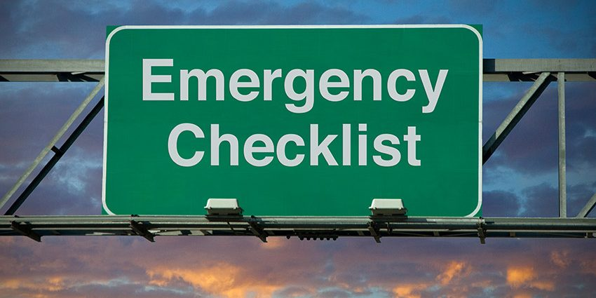 AVOID LAST MINUTE CRISIS AT YOUR EVENT