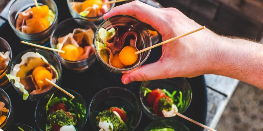 Event Service Style: Buffet