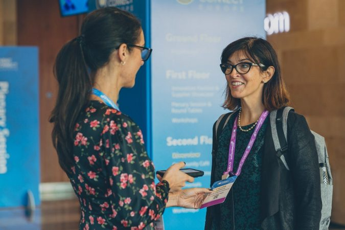 Onsite check-in badging at events