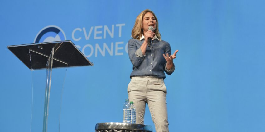 Jillian Michaels at Cvent CONNECT