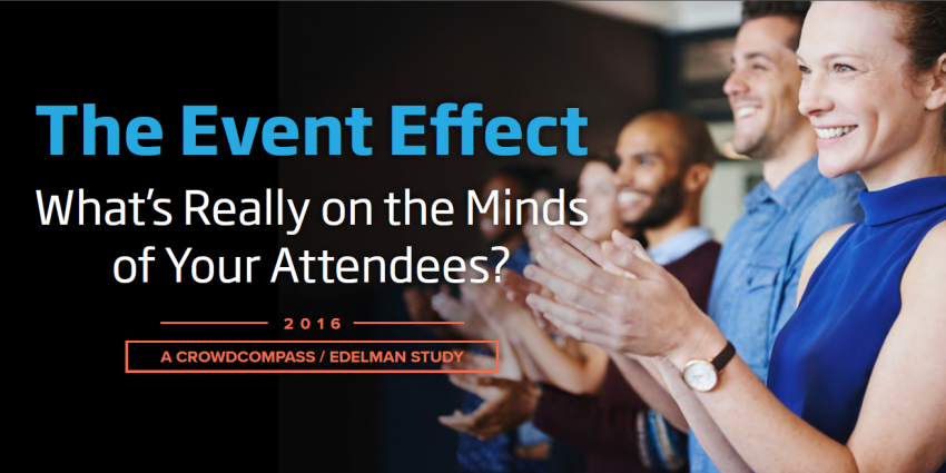 The Event Effect CrowdCompass by Cvent