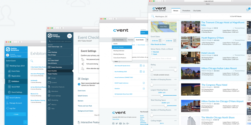 Cvent Visual Refresh