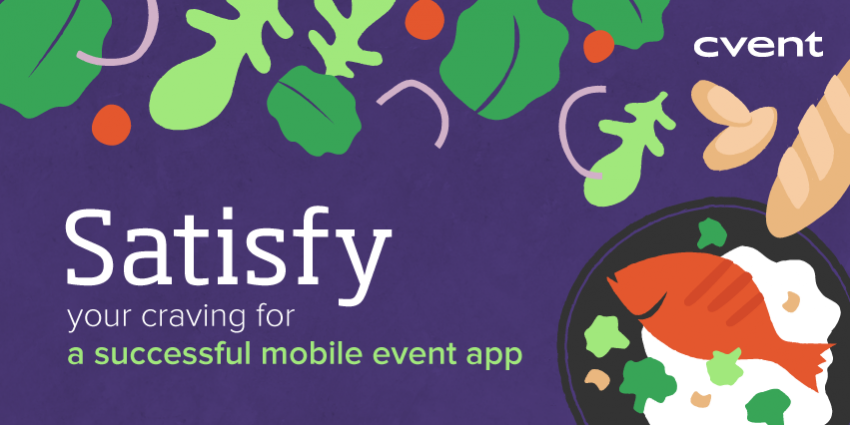 Satisfy Your Craving for a Successful Mobile Event App