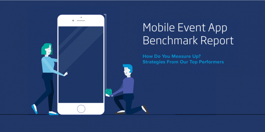 Mobile Event App Benchmark Report: How do you measure up? Strategies from our top performers