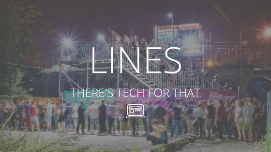 There's Tech for That - Lines