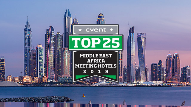 Top Meeting Hotels in Middle East and Africa