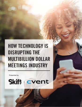 How Technology Is Disrupting the Multibillion Dollar Meetings Industry,""