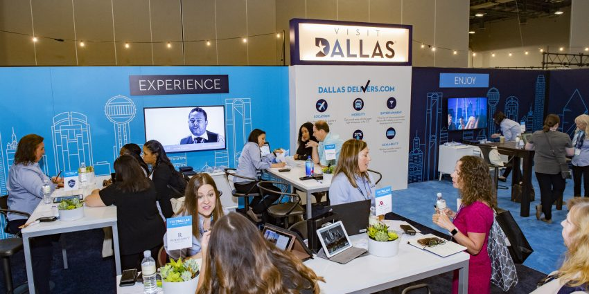 Visit Dallas at Cvent CONNECT