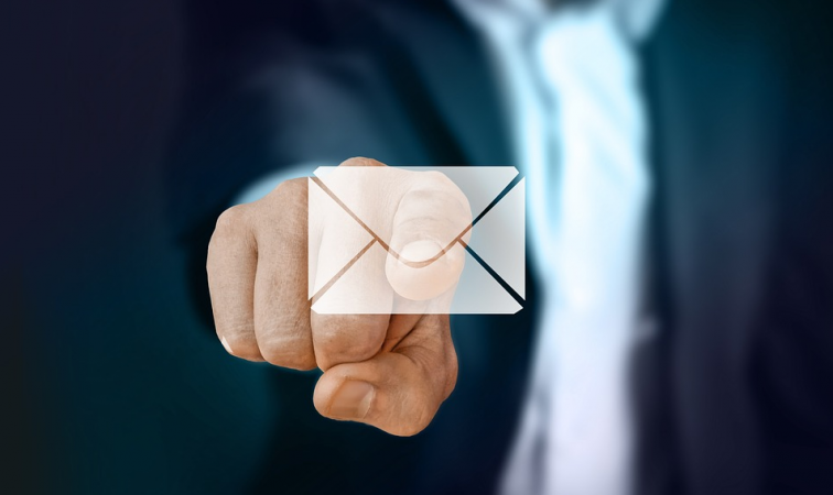event marketing email
