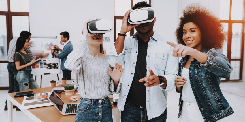 Virtual reality for hotel marketing